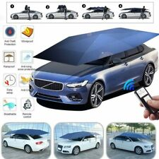 Automatic Car SUV Tent Cover Umbrella Cover Sun Shade A Remote Control Operated