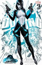 DOMINO 1 J SCOTT CAMPBELL EXCLUSIVE MODERN VARIANT