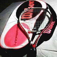 Wilson Hyperion Tennis Bag w/ Wilson U.S. Open Racket ( Nice! )
