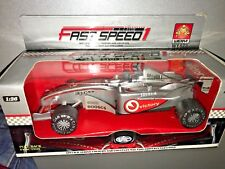 WENYI diecast Formula 1:26 Fast Speed 1 WY.023 pull back function