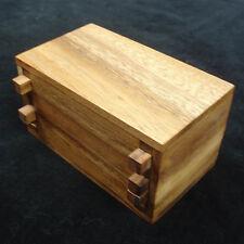 Secret Lock Box I - Can you open the puzzle box?