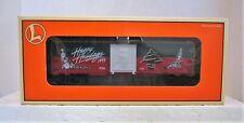Lionel 6-26243: 1999 Christmas Boxcar  LNIB