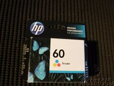 New Sealed Box Genuine OEM HP 60 CC643W Tri-Color Inkjet CC643WN CC643 MAR2015