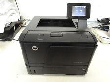 HP Laserjet M401dn M401n Laser Printer *Refurbished* warranty  page count 7,740
