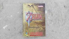 Manual Zelda Snes, edición 25ª Aniversario Dorado