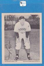 1943 TONY LAZZERI (manager) Golden Quality Ice Cream tough minor league