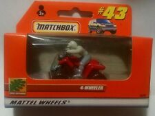 Matchbox Superfast 43 4 Wheeler