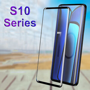 Fit Samsung S10 lite genuine 100% Tempered Glass 9D 6D 9H Screen Protector Guard