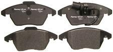 Rr Semi Metallic Brake Pads PS1108M Perfect Stop