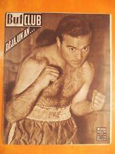 But & Club 265 du 4/12/1950-Boxe.Cerdan, déjà, un an-Rugby, R.C.Narbonne-C.A.S.G