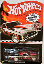 HOT WHEELS 2015 COLLECTOR EDITION '71 EL CAMINO FACTORY SEALED