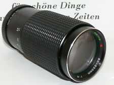 RMC Tokina 4/80-200 mm Minolta MD VINTAGE obiettivo fotocamera 286