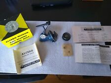 Alcedo Micron Vintage Fishing Ultralight Spinning Reel In Box With Extras Italy