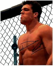 DEAN LISTER Signed Autographed UFC MMA 8X10 PIC. D