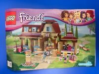 LEGO 41126 FRIENDS barn girls Replacement Manual Directions Instructions booklet