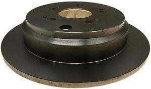 Disc Brake Rotor-Non-Coated Rear ACDelco Advantage fits 05-10 Honda Odyssey