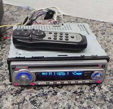 Kenwood Kdc-Mp228, Cd/ Mp3- Wma/ Receiver, Hd & Satellite Ready 50 watts x 4