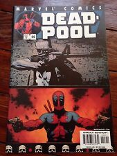 Deadpool #55 August 2001 vs The Punisher classic issue