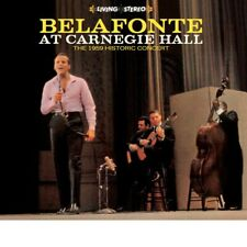 Harry Belafonte At Carnegie Hall The 1959 Historic Concert