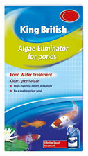 King British Algae Pond Aquarium Water Tests & Treatment
