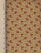 STONE COTTAGE 4016 ANDOVER FABRICS   100% Cotton Fabric by priced by 1/2 yd