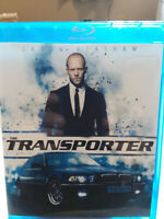 The Transporter (Blu-ray Disc, 2015)