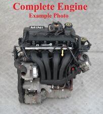 Mini Cooper One 1.6 R50 R52 Benzina W10 Nudo Motore 96000km W10B16A Garanzia