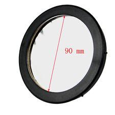 90EQ Filtro Solare Sun Film Membrana 5.0 Telescopio astronomico Len Cap Plastic
