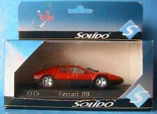 Voitures miniatures Solido Ferrari