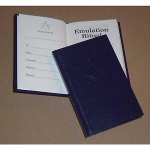Craft Emulation Ritual Book Pocket Size