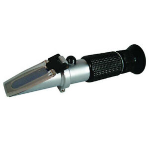 General Tools REF211ATC Salinity Refractometer 0 To 10% with ATC