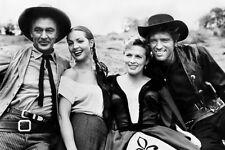 Sara Montiel Denise Darcel Burt Lancaster Gary Cooper Vera Cruz 11x17 Poster