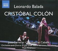 Balada: Cristobal Colon, New Music