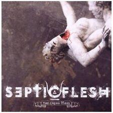 Septicflech - The Great Mass CD 2011 atmospheric death metal Greece Septic Flesh