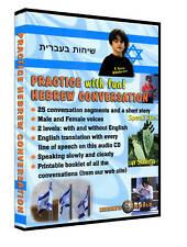 Practice Hebrew Conversation with Fun ** Learn to Speak Hebrew