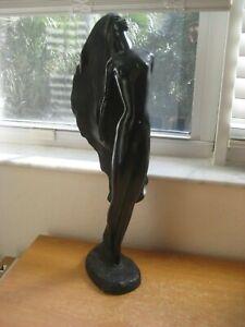 FISHER / AUSTIN PRODINC / Fisher Woman Sculpture / 1987