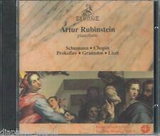 Artur Rubinstein: Schumann, Chopin, Prokofiev, Granados, Liszt - CD