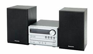 Panasonic SC-PM250EB-S Bluetooth CD/FM Traditional Micro Hi-Fi System - Black.