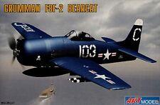 1/72 Grumman F8F-2 Bearcat + resin - Artmodel !