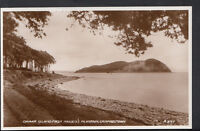 Scotland Postcard - Davaar Island From Maiden's Plantain, Campbeltown RS3803