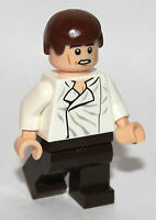 2016 lego star wars HAN SOLO MINIFIGURE FROM (75137) CARBON FREEZING CHAMBER