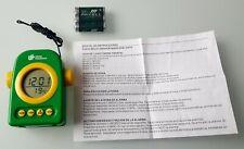 Radio reloj despertador parlante nuevo / New alarm clock