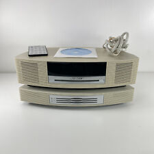 Bose Wave Music System AWRCC2 CD Changer AM/FM/AUX W/ Remote Tested Working