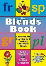 The Blends Book! Activities for learning + teaching consonant bends! Literacy!