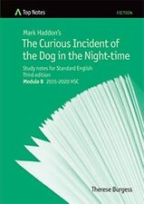 HSC English Top Notes study guide The Curious Incident of the Dog. . .