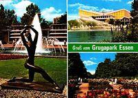 Gruß vom Grugapark Essen  , Ansichtskarte, 1986 gelaufen