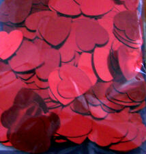 100 Stück Konfetti Herz Valentin Valentinstag Liebe Love Tischdeko Dekoration #