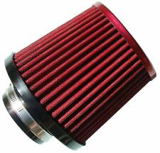 SAAS Performance Pod Air Filter 76mm Inlet [Colour: Red]