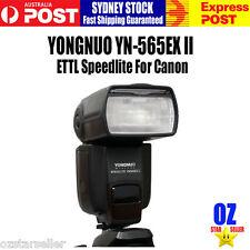 New Released!  YONGNUO YN-565EX II ETTL Flash Speedlite For Canon