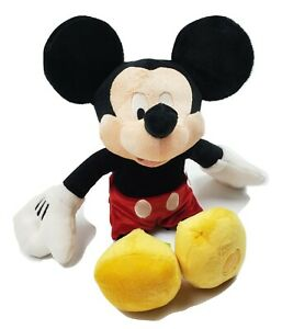 """Disney Store Exclusive Mickey Mouse Clubhouse 18"""" Mickey Mouse Plush"""
